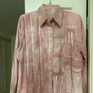 Italian100% Cotton Button Down Shirt